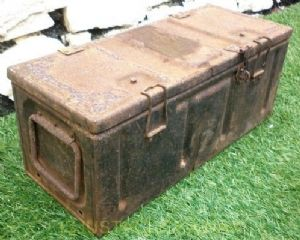 Ammunition Boxes B167 (4) With Handles